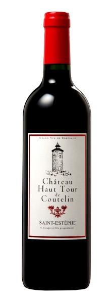 Château Haut Tour de Coutelin 2014 - saint estèphe - netvin