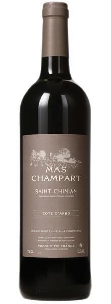 """Mas Champart """"Côte d'Arbo"""" 2016"""