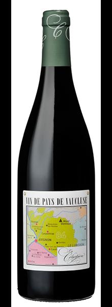 """La Celestière """"Vin de Pays de Vaucluse"""" Rouge 2016"""