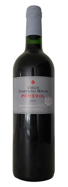 Vieux Château Brun 2013