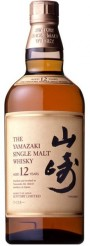 """Whisky """"Yamazaki"""" 12 ans"""