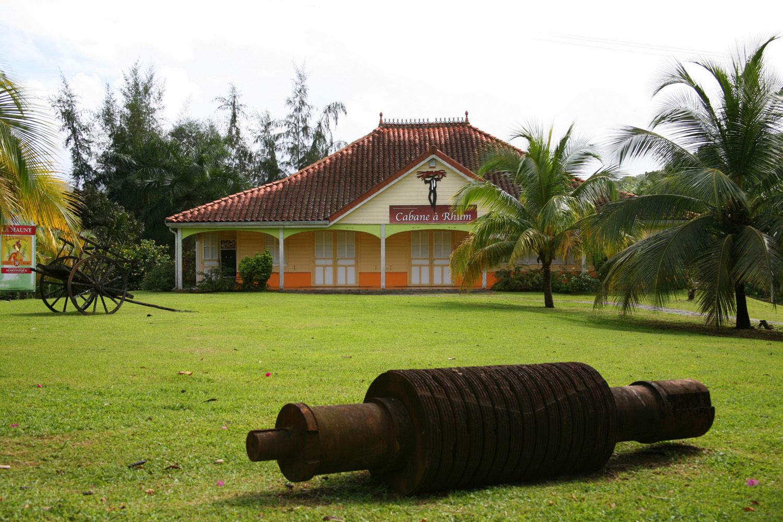 La Mauny - Rhum - Martinique - Netvin