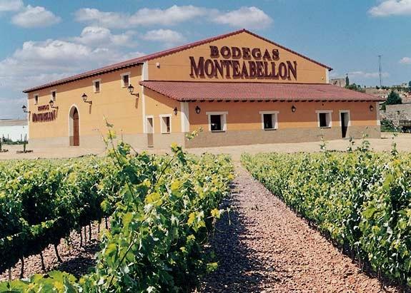 Bodega Monteabellon - Espagne - Netvin