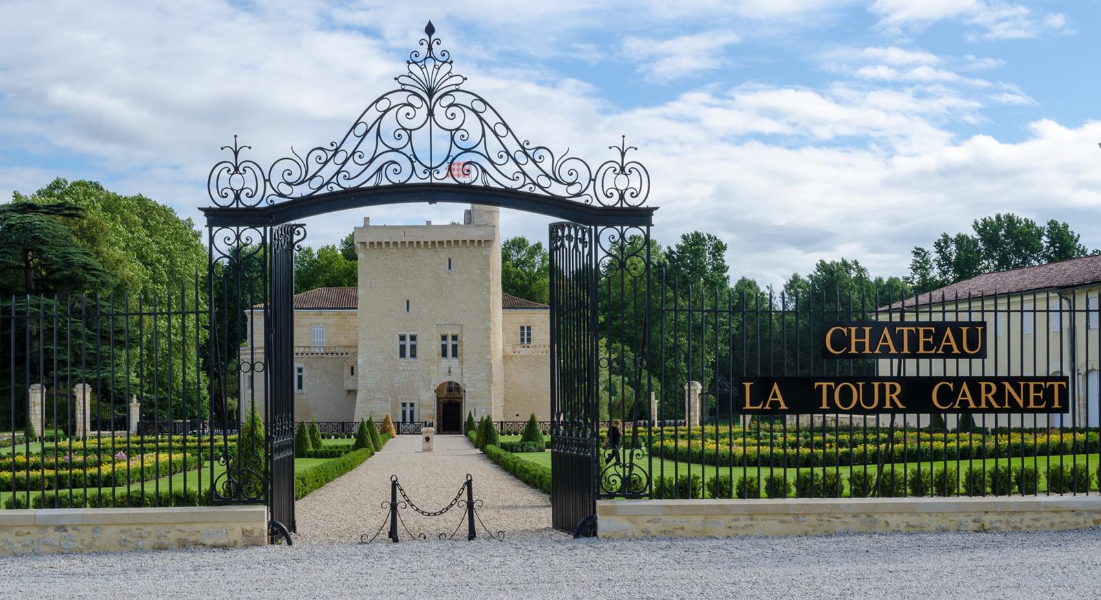 Château la tour carnet - Haut médoc - Netvin