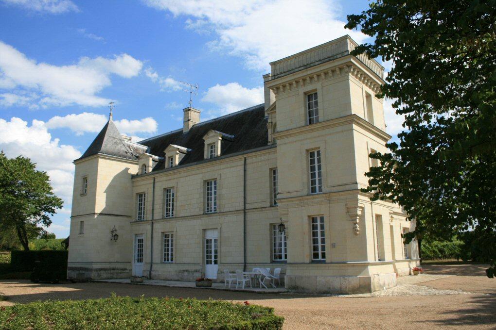 Château de Villeneuve - Val de Loire - Netvin.com