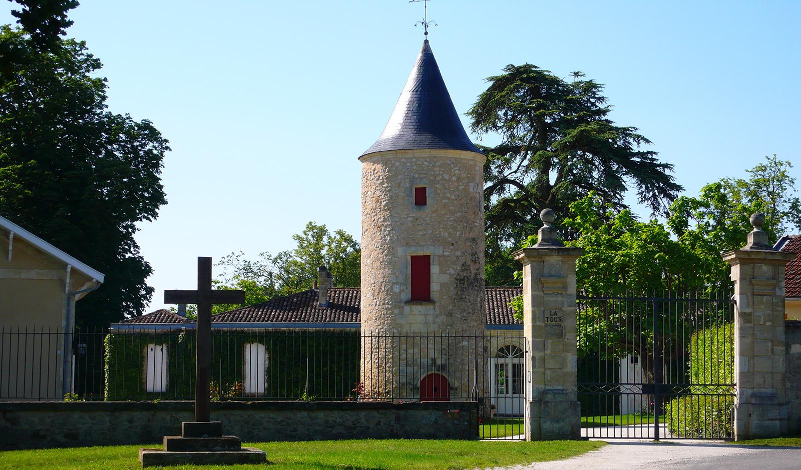 Château Latour-Martillac- Grave - Netvin