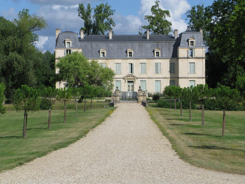 Château citran - Haut Médoc - Gironde - Netvin