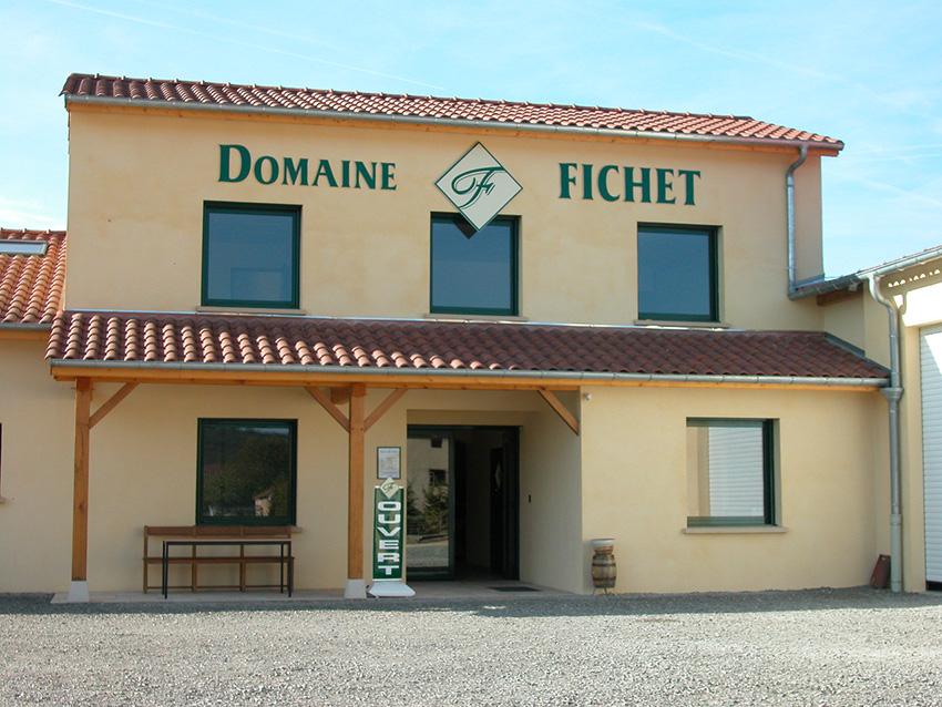 Domaine Fichet - Bourgogne - Netvin