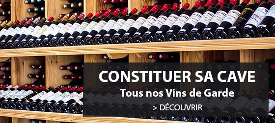 Découvrez l'ensemble des vins à garder pour constituer votre cave
