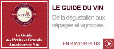 Découvrez notre guide du vin