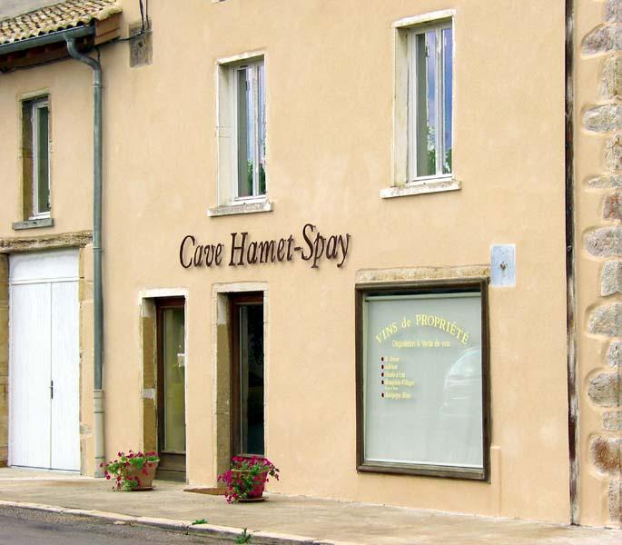Domaine Hamet-Spay - Bourgogne - Netvin.com