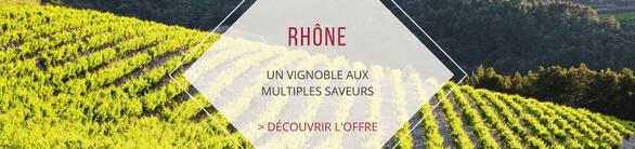 Découvrez nos vins du Rhône