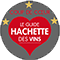 Guide Hachette des Vins : 3 étoiles - coup de coeur