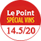 Le Point : 14.5/20