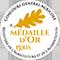 Concours Mondial de Paris : Médaille d'Or